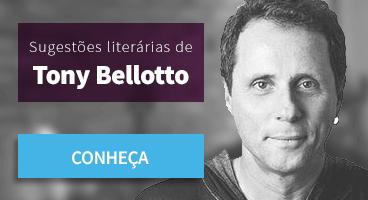 Sugestões literárias de Tony Bellotto